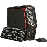 Acer Desktop Computer Predator G1-710-70011 Intel Core i7 7th Gen 7700 (3.60 GHz) 16 GB DDR4 2 TB HDD 512 GB SSD NVIDIA GeForce GTX 1070 Windows 10 Home 64-Bit