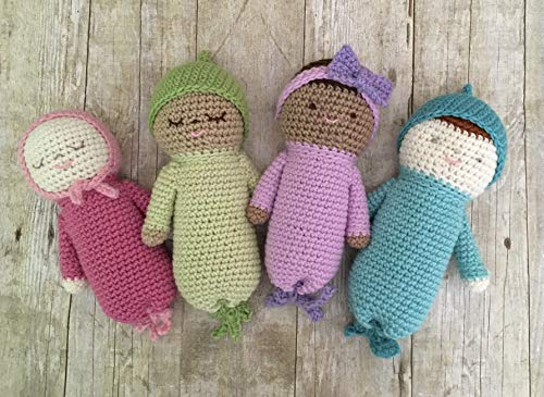 Amazon Baby Doll Crochet Patterns Ebook Amy Gaines Kindle Store