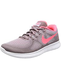Women's Free RN 2017 Running Shoe Provence Purple/HOT...