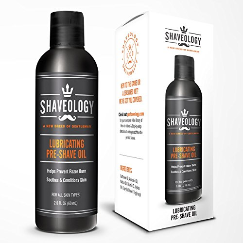 Premium Lubricating Pre Shave Oil Preservatives product image