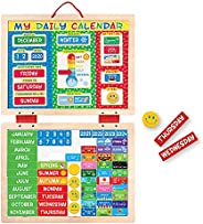 Melissa & Doug My First Daily Magnetic Cale