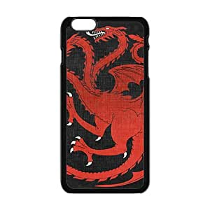 Happy Red giant monster Cell Phone Case for Iphone 6 Plus