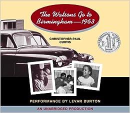 Amazon.com: The Watsons Go to Birmingham - 1963 (9780307243171 ...