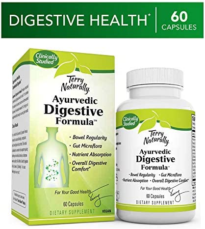Terry Naturally Daily Herbal Cleanse product image