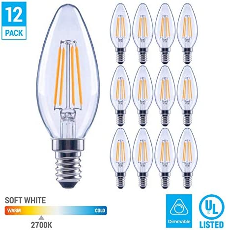 60 Watt Equivalent Dimmable Filament Vintage product image