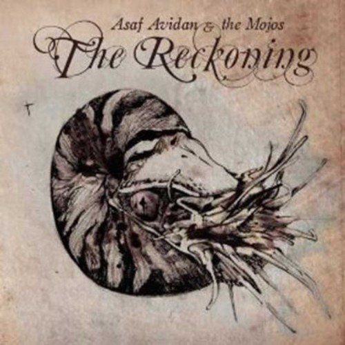 CD : Avidan Asaf & the Mojos - Reckoning (Germany - Import)