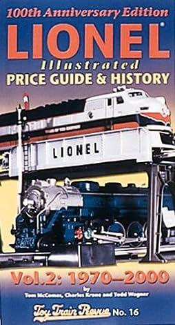 lionel price rarity guide 1970 2000 2000 edition tom mccomas rh amazon com MLP Rarity Human Rarity as a Human