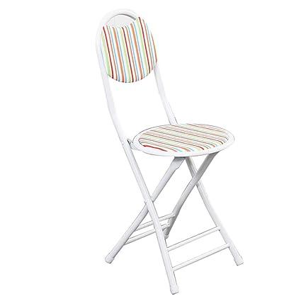 Folding chair Silla Plegable, Taburete portátil para el ...