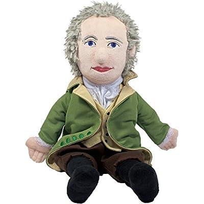 The Unemployed Philosophers Guild Alexander Hamilton Little Thinker - 11