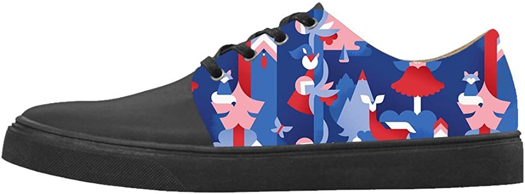 Daniel Turnai Fan Custom Kids Shoes Illustration Art Top Canvas