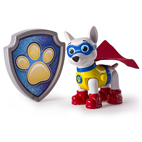 Paw Patrol Action Pack Pup & Badge, Apollo the Super Pup (Paw Patrol Badges)