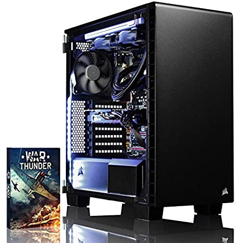 VIBOX Armageddon GL570-285 Gaming PC Ordenador de sobremesa ...