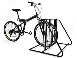 Amazon.com: Bike Storage Rack Wall Garage Stand Bikes