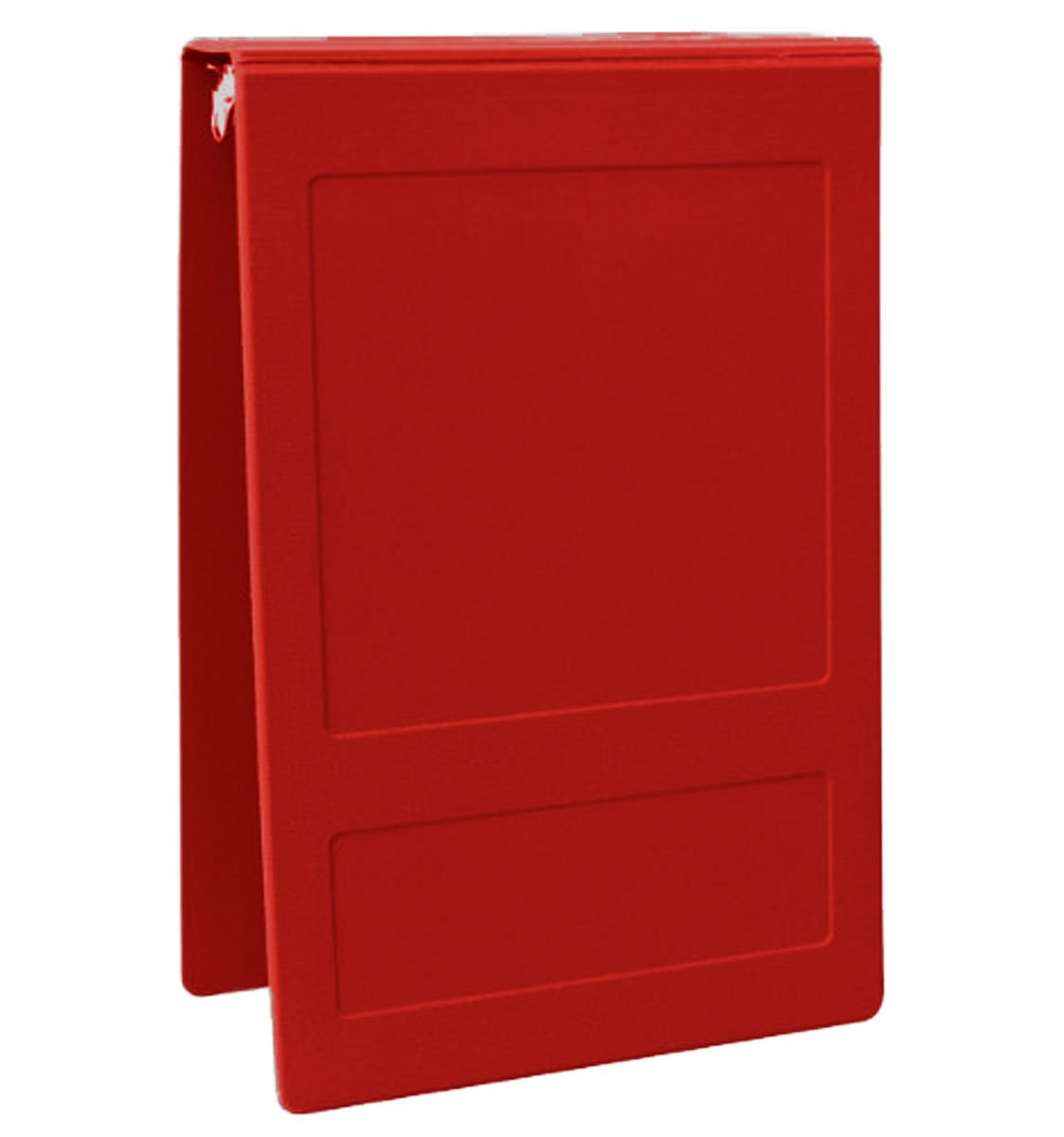 Ruby Top Open 2 Inch Molded Medical Ring Binder
