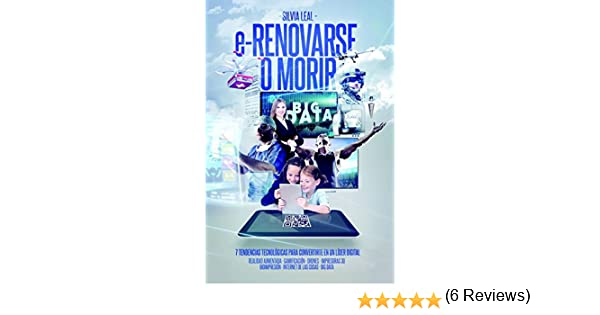 e-Renovarse o morir (acción empresarial): Amazon.es: Leal Martin ...