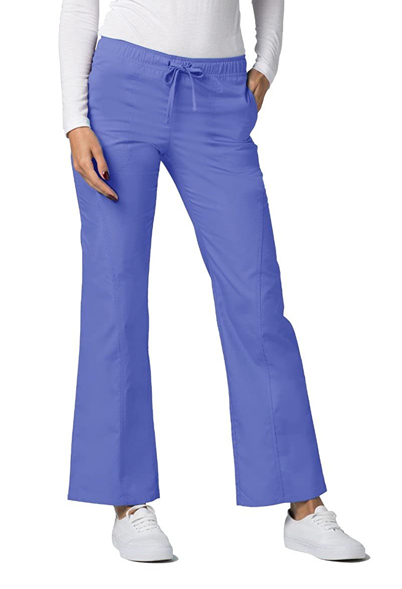 Adar Pantaloni Camice Medico Pantaloni da Donna Uniforme Ospedale
