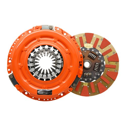 (Centerforce DF320539 Dual Friction Clutch Pressure Plate and Disc)
