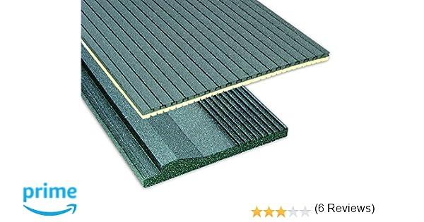 Schellenberg 66252 Pack de 2 aislamientos para cajón de persiana (100 x 50 cm, grosor del material 13 mm),: Amazon.es: Bricolaje y herramientas