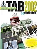 Guitar Tab 2002, Hal Leonard Corp., 0634053019