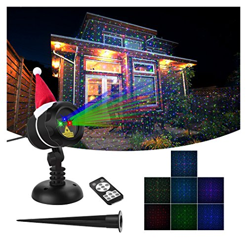 Outdoor Laser Light Display - 5