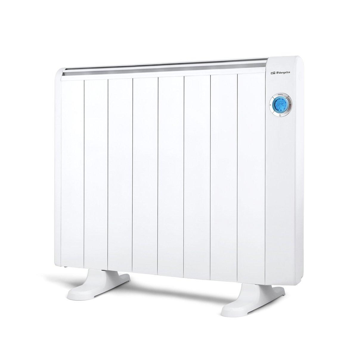 Orbegozo RRE 1510 - Emisor térmico bajo consumo, 1500 W de potencia, 8 elementos