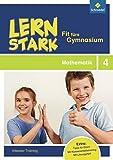 LERNSTARK - Fit fürs Gymnasium: Mathematik 4: Intensiv-Training