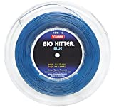 Unique Tourna Poly Big Hitter 16-Guage Tennis String Reel, Blue