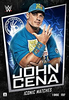 Amazon com: WWE: The Rock vs  John Cena - Once in a Lifetime [Blu