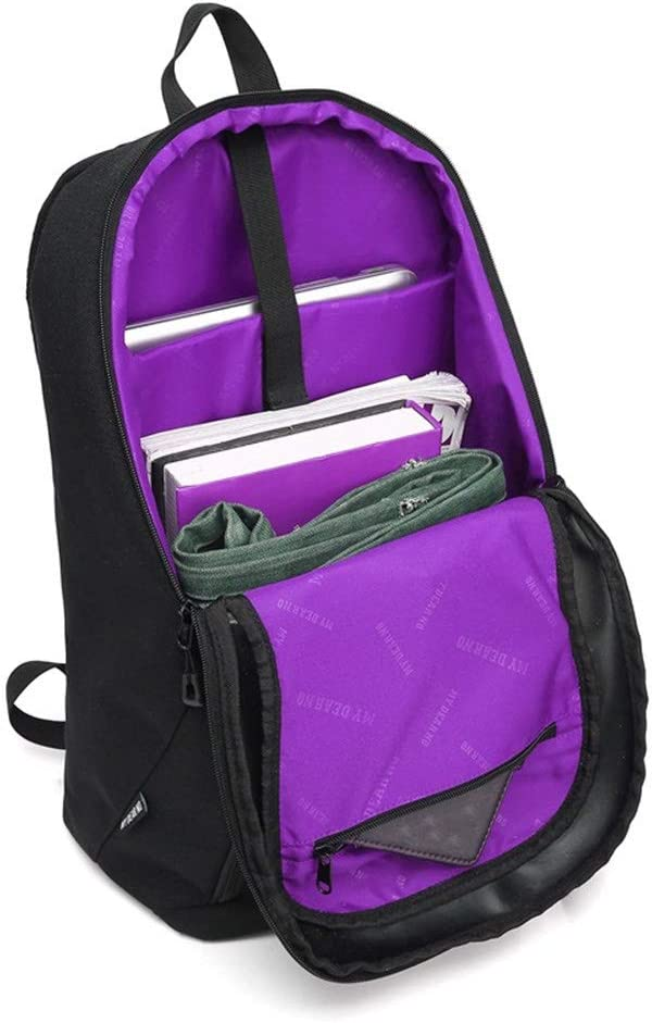 Color : Green Wecnday-Home Electronic Organizers Two-in-one Outdoor Shoulder Camera Backpack SLR Camera Bag Shoulder Multi-Function Camera Bag Digital Storage Bag Travel Electronics Accessories