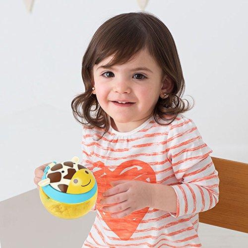 Skip Hop Toddler Snack Cup, Owl 252550-CNSZP