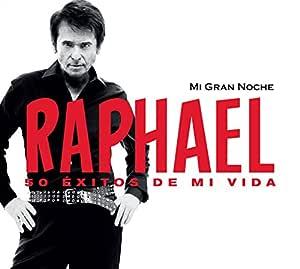 RAPHAEL (50 EXITOS DE MI VIDA) MI GRAN NOCHE.(3 CD's)