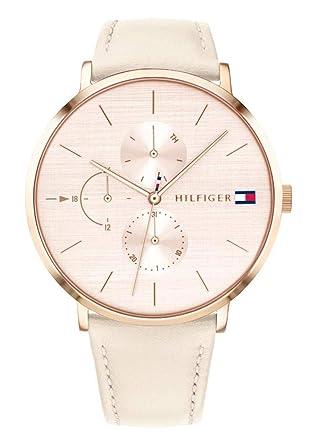 Amazon.com: Tommy Hilfiger JENNA CASUAL 1781948 Wristwatch for women: Watches