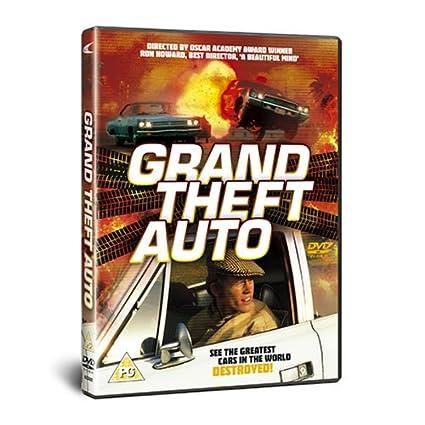 Grand Theft Auto [1977] [DVD] [Reino Unido]: Amazon.es ...