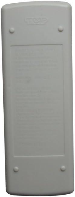 Télécommande pour Mitsubishi MSC-C07TV MSC-C09TV MSC-C12TV Un//C Air Conditioner
