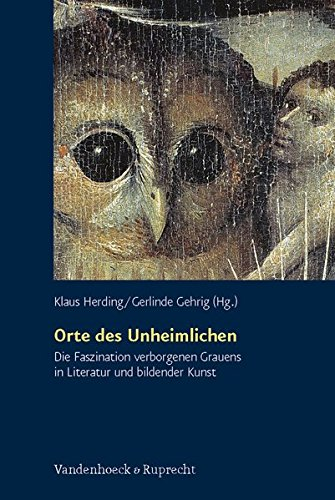 Schriften des Sigmund-Freud-Instituts: Orte des Unheimlichen: Bd 2 (Schriften des Sigmund-Freud-Instituts. Reihe 2: Psychoanalyse im interdisziplinären Dialog, Band 2)