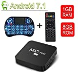Android TV Box- VGROUND MX Pro Android 7.1 TV Box