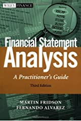 Financial Statement Analysis: A Practitioner's Guide, 3rd Edition Hardcover