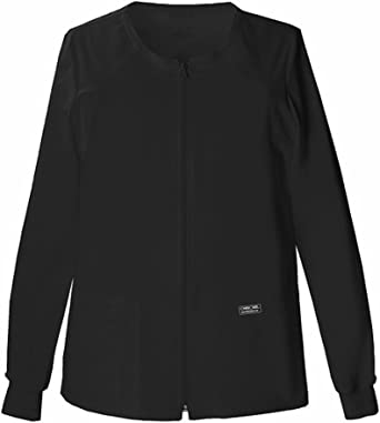 Cherokee Women/'s Workwear Warm Up Scrubs Jacket