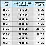 UTOPIAY Skull Dog Choke Collar, 32mm Dog Chain Collar, Stainless Steel Hip Hop 316L Choker Cuban Curb Necklace for Bully Pitbull, Mastiff, Big Breeds,25cm 9