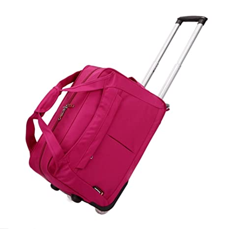 Color : Blue, Size : 473027 Travel Bags Trolley Case Travel Business Trip Short-Distance Pull Rod Luggage Suitcases Carry On Hand Luggage Durable Hold Tingting