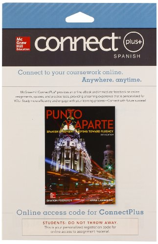 Connect Access Card for Punto y aparte