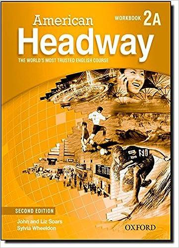 Livro American Headway 2 Student Book
