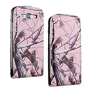 JJE Withered Tree Pattern PU Leather Full Body Case for Samsung Galaxy S3 I9300
