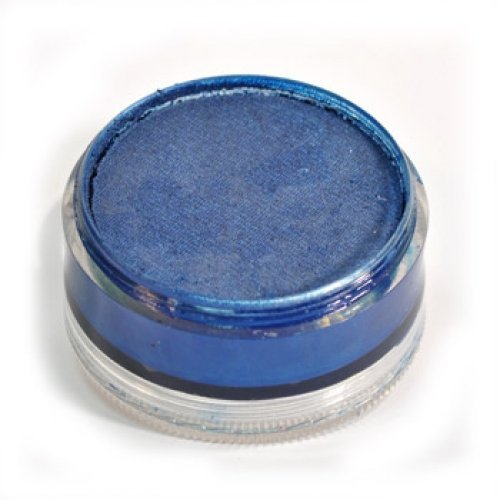 Wolfe Face Paints Metallic Blue product image