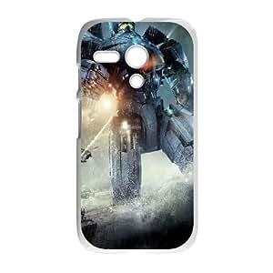 Pasific Rim Motorola G Cell Phone Case White SA9709063