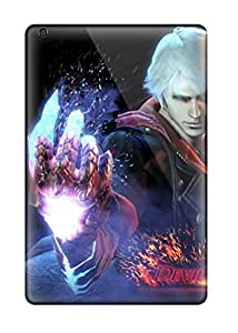 Defender Cases With Nice Appearance (nero Devil May Cry 4) For Ipad Mini
