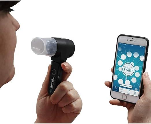 Medidor Pico de Flujo Inteligente con Bluetooth y Boquilla ...