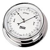 Weems & Plath Endurance Collection 085 Barometer (Chrome)