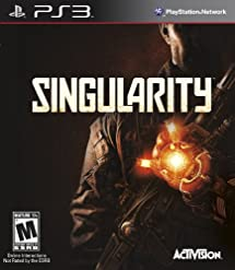 Singularity with Bonus Exclusive Graphic Novel - Playstation 3
