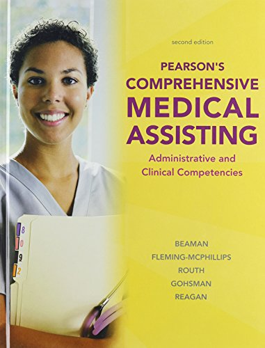 Pearson's Comprehensive Medical Assisting and Workbook for Pearson's Comprehensive Medical Assisting Package (2nd Editio